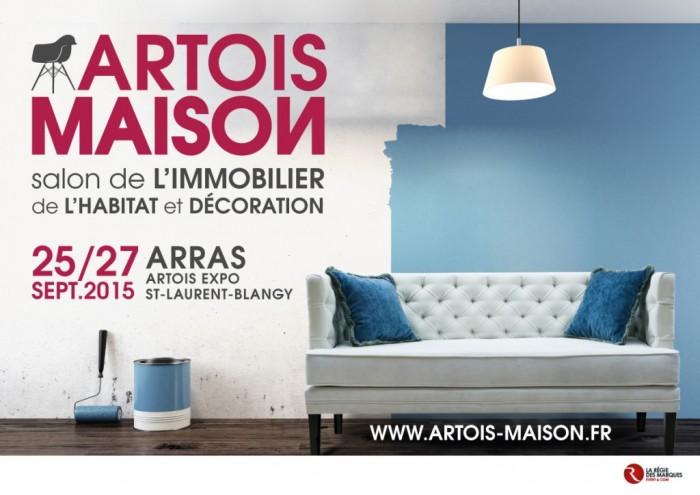 Salon Artois Maison – 25/26/27 Septembre 2015