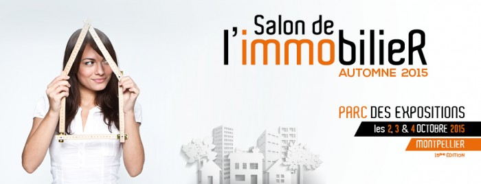 Salon de l'Immobilier de Montpellier – 2, 3 et 4 octobre
