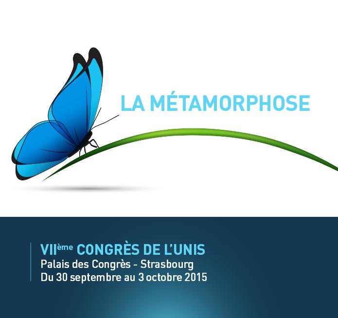 7ème congrès de l'UNIS, 1er et 2 octobre à Strasbourg