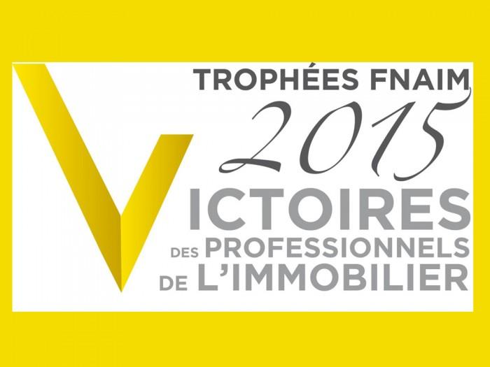 Participez à la 1re édition des trophées fnaim /victoires des professionnels de l'immobilier