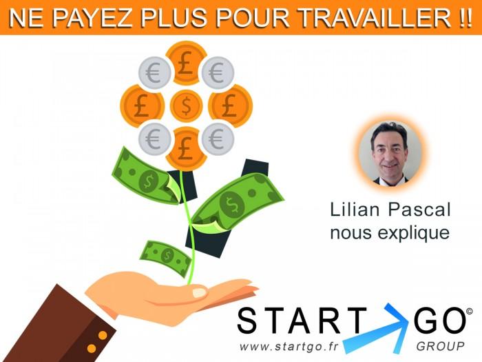 Start Go Group : Ne payez plus pour travailler !
