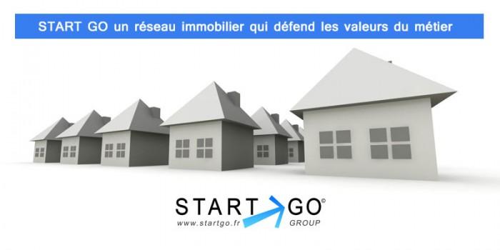 START GO un réseau immobilier qui défend les valeurs du métier