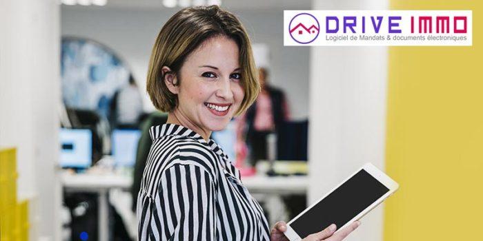 DRIVE IMMO, enfin un logiciel de gestion des mandats immobiliers